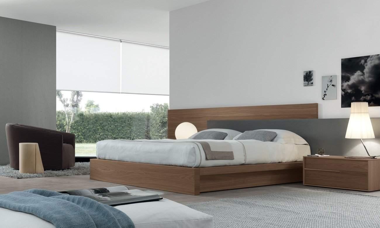 Dormitorio moderno de dise o jesse modelo cama mylove for Ejemplo de dormitorio deco