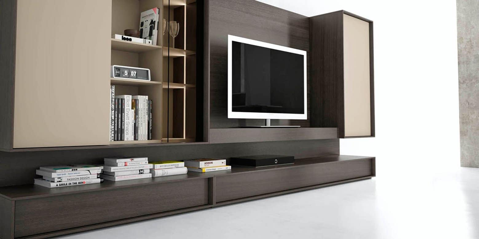 Muebles salon moderno a brito next 216 decoramos es for Outlet muebles salon