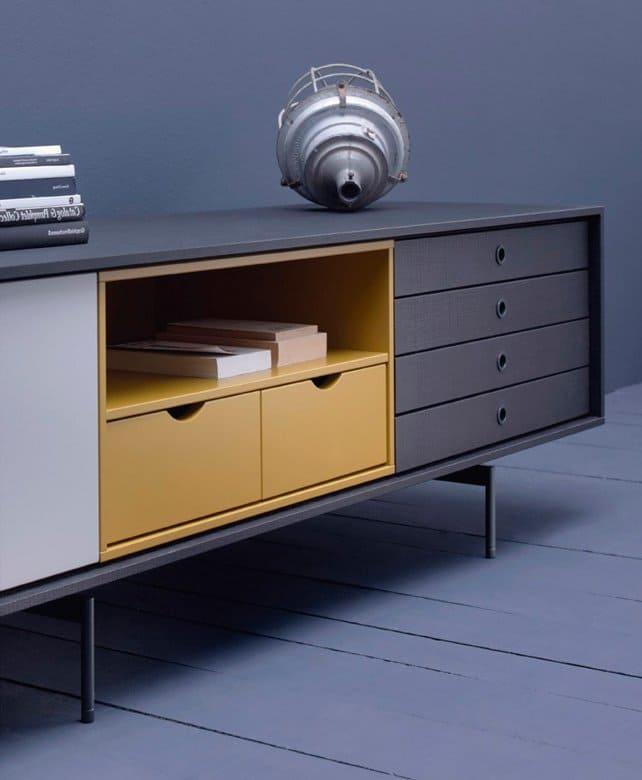 Treku muebles de tv c8 coleccion aura decoramos es - Muebles treku ...