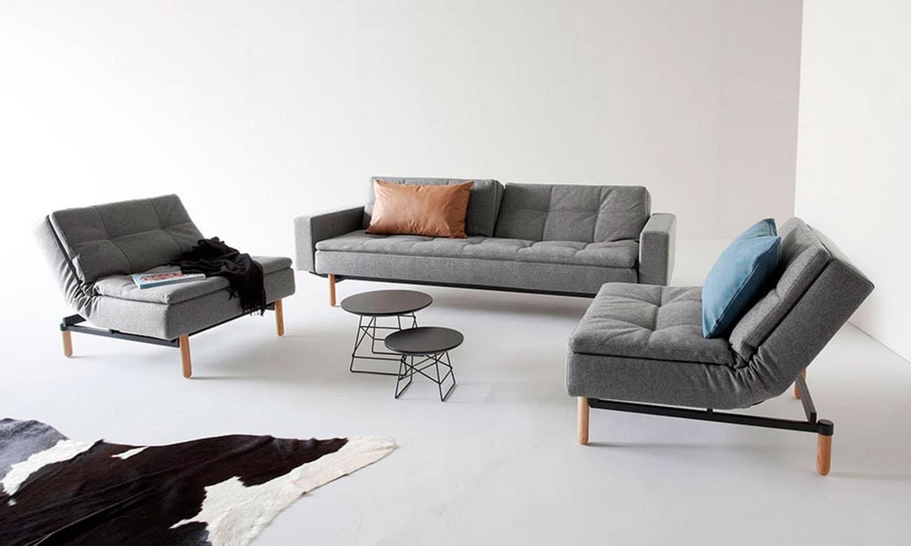 Sofa Cama Innovation Living Dublexo Istyle