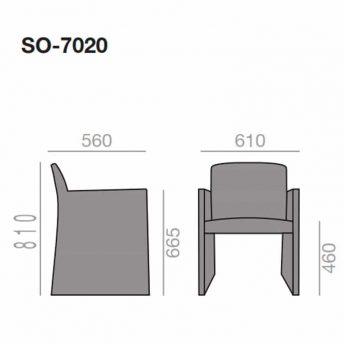 CLOÉ SO-7020