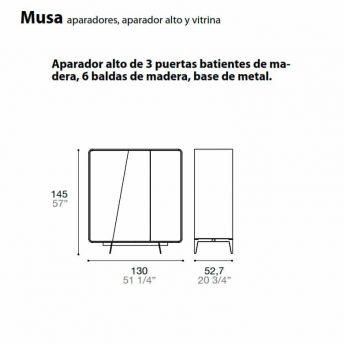 ALF MUSA APARADOR ALTO