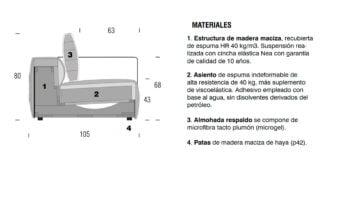SUIT - MATERIALES