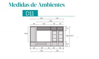 BAIXMODULS DUNA D11
