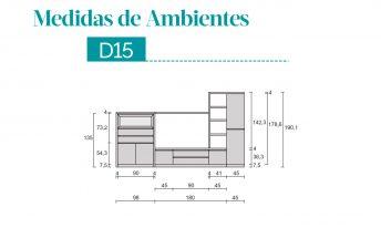 BAIXMODULS DUNA D15