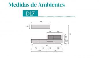 BAIXMODULS DUNA D17