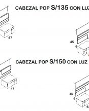 CABEZAL POP
