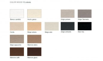 PRESOTTO COLOR WOOD