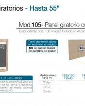 PANEL 105 - KAY 3.0