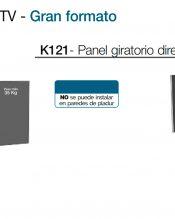PANEL K121 - KAY 3.0