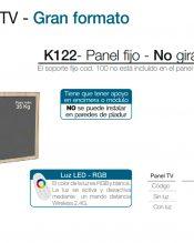 PANEL K122 - KAY 3.0