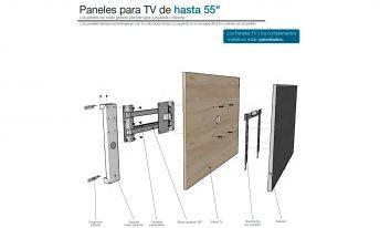 PANELES HASTA 55