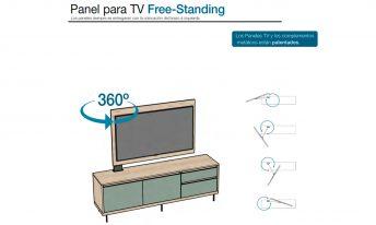 FREE STANDING - KAY 3.0