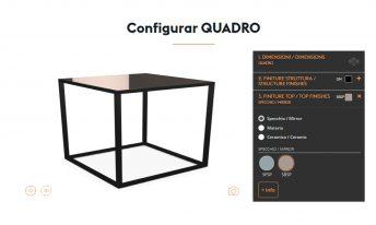 QUADRO - CONFIGURADOR