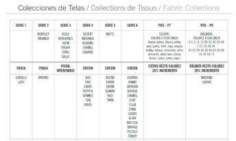 ENEAS+ - COLECCIONES TEJIDOS